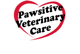Pawsitive Veterinary Care Logo